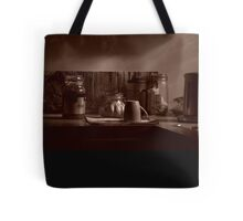 light fell softly ... Tote Bag