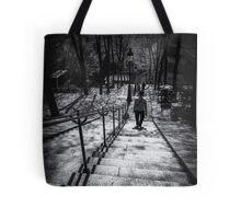 30 Paris B&W Tote Bag