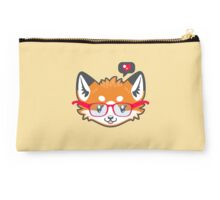 Nerdy Knitwear FOX - head only Studio Pouch