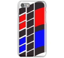 MS Windows inspired 3.11 Logo Design iPhone Case/Skin