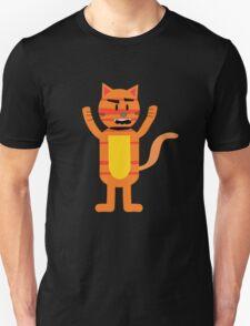 Crazy Cat Max T-Shirt
