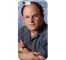 George Costanza Portrait Seinfeld iPhone Case/Skin