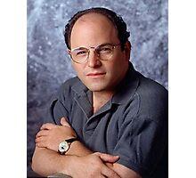 George Costanza Portrait Seinfeld Photographic Print