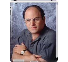 George Costanza Portrait Seinfeld iPad Case/Skin