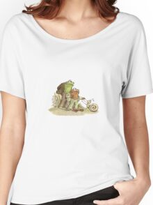 Frog & Toad Women's Relaxed Fit T-Shirt