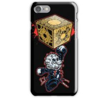PUZZLE BOX POWER UP iPhone Case/Skin