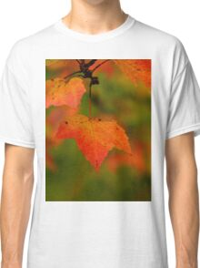 The wind in trees will soon take me down but enjoy me while I'm here. For all we know, we have one shot at life. Live it the best you can and be happy. Classic T-Shirt