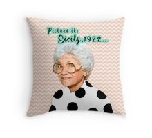 Sophia Petrillo Throw Pillow