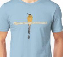 Blue-Crowned Motmot Sideways Glance Unisex T-Shirt