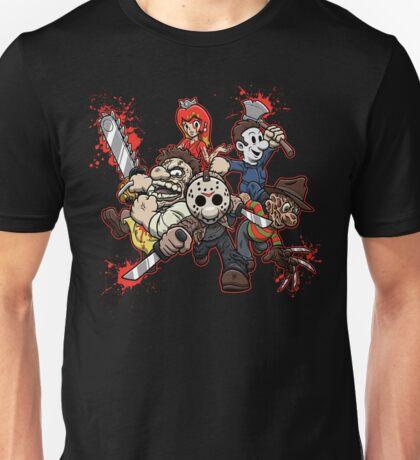 SUPER MANIAC WORLD Unisex T-Shirt