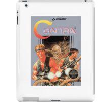 Contra iPad Case/Skin