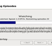 Watching Episodes - No Spoilers by DigitalOverlord