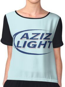 Aziz Light Women's Chiffon Top