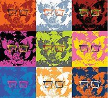 Venture Bros Pop Art by DanielCepeda