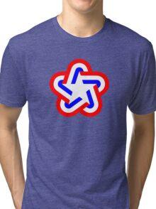 U.S.A. Bicentennial Vector Tri-blend T-Shirt