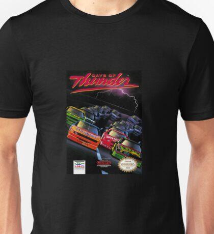 Days of Thunder Unisex T-Shirt