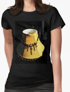 Steampunk Ladies Necklace 1.0 Womens Fitted T-Shirt
