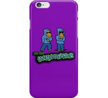 The Flight of the Conchords - The Hiphopopotamus iPhone Case/Skin