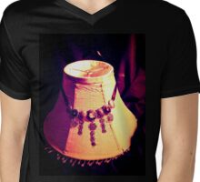 Steampunk Ladies Necklace 1.1 Mens V-Neck T-Shirt
