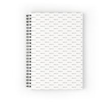 Deskbound Spiral Notebook