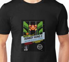 Donkey Kong 3 Unisex T-Shirt