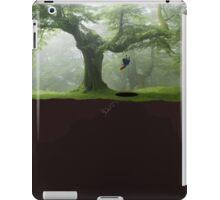 Down The Rabbit Hole iPad Case/Skin