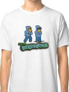 The Flight of the Conchords - The Hiphopopotamus Classic T-Shirt