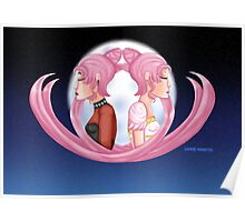 Wicked Lady and Princess Lady Serenity Poster