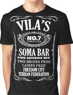 Blake's 7   Vila's Soma Graphic T-Shirt