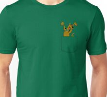 SCOOBY DOO POCKET Unisex T-Shirt