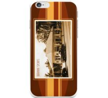 Waikiki Sports Surfboard iPhone Case/Skin