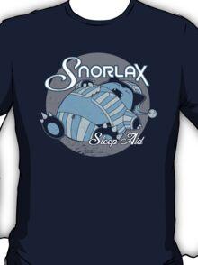 Snorlax Sleep Aid T-Shirt
