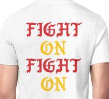 FIGHT ON USC PABLO  Unisex T-Shirt