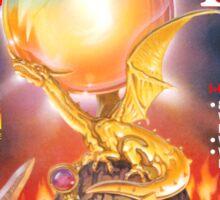 Dragon Warrior 3 Sticker