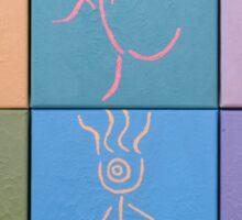 Little Dancers 1-6 Sticker