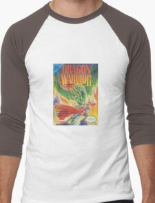 Dragon Warrior Men's Baseball ¾ T-Shirt