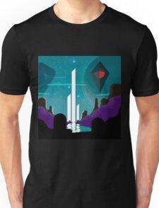 Bit Sky Unisex T-Shirt