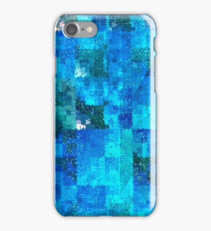 Expanding Blue Galaxy iPhone Case/Skin