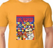 Dr. Mario Unisex T-Shirt