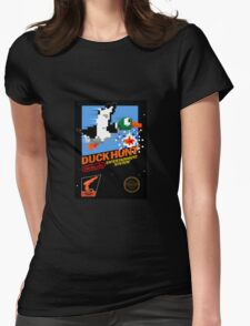 DuckHunt Womens Fitted T-Shirt