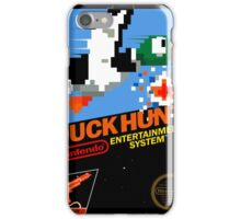 DuckHunt iPhone Case/Skin