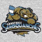 Sunnyvale Samsquanches by teevstee