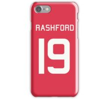 Rashford iPhone Case/Skin