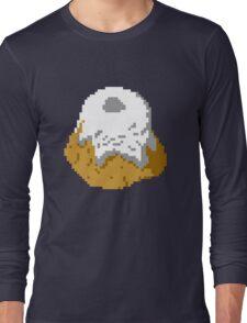 Pixel Sweetroll Long Sleeve T-Shirt