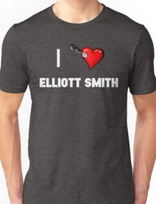 I Heart Elliott Smith 1 Unisex T-Shirt