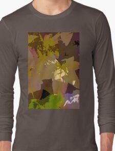 Leaves 9 Long Sleeve T-Shirt