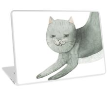 Cat & Mouse - Where is the Mouse? Laptop Skin
