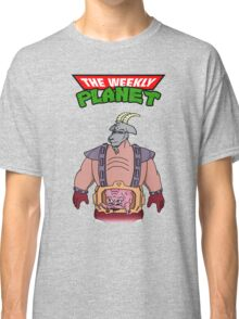 Teenage Mutant Ninja Goat Thing  Classic T-Shirt