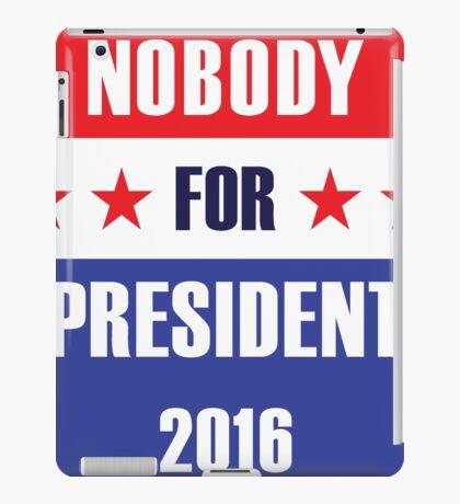 Presidential Campaign iPad Case/Skin