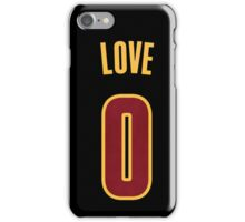 Kevin Love iPhone Case/Skin
